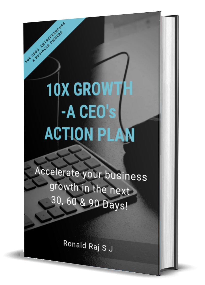 10X Growth Intensive | Growth Strategies | Business Growth Ideas