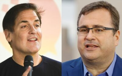 How to Pitch an Idea like Mark Cuban and Reid Hoffman